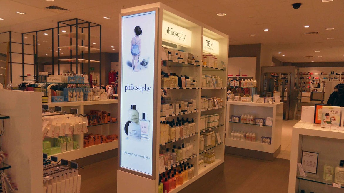 Waitrose Light Boxes