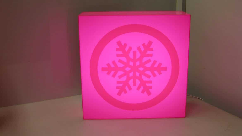 Acrylic Fabrication Nebula Acrylic Cubes Acrylic